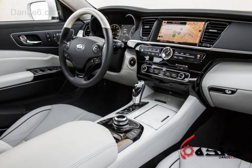2015-Kia-K900-interior