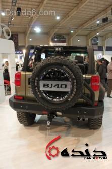 جیپ چینی بایک دیار خودرو مشخصات فنی