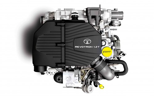 روترون اولین پیشرانه تاتا موتورز