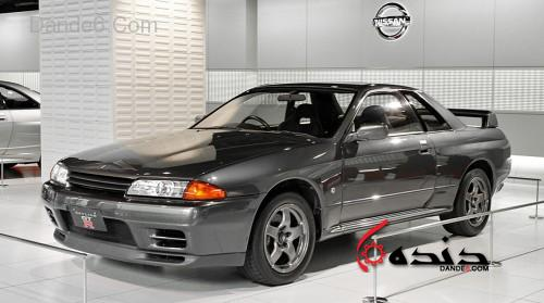 نیسان GT-R تاریخچه