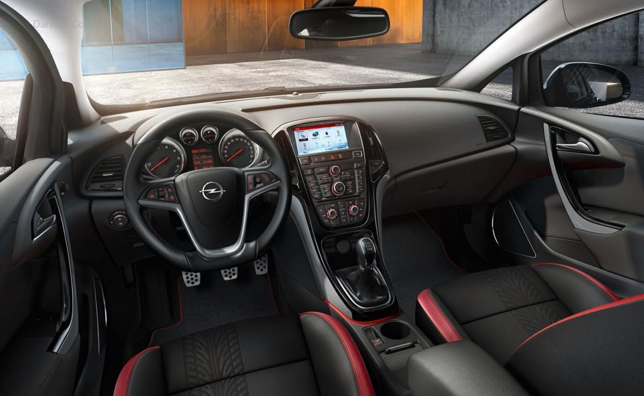 for Opel astra 2014 interior