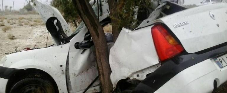 تلفات تصادفات ایران معادل سقوط سالانه 60 هواپیما