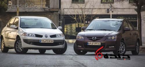 اخرین قیمت خودروها در بازار