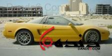 هوندا NSX در دوبی