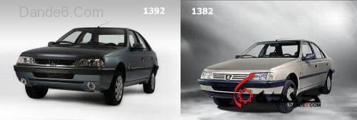 قیمت های جدید خودرو