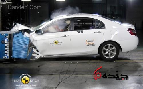 ایمنی خودروهای چینی