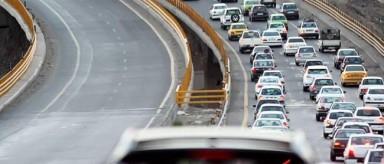 تقسیمبندی خودروهای پایتخت به 4 رنگ