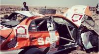 مرگ در رالی شیراز