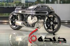 موتور سیکلت سنگین ب ام و-3