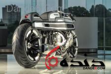 موتور سیکلت سنگین ب ام و-4