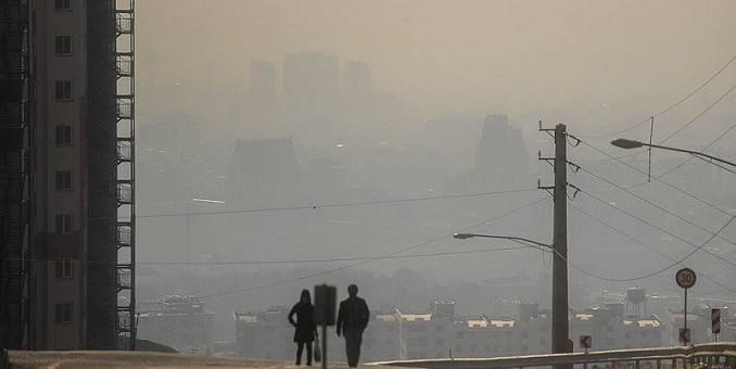 گازوئیل علت اصلی آلودگی هوا در ایران
