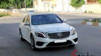 ملاقات با تنها S63 AMG ایران