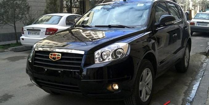 قیمت ماشین های چینی در بازار