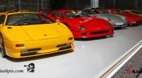 نمایشگاه ماکت خودروهای کلکسیونی + گالری