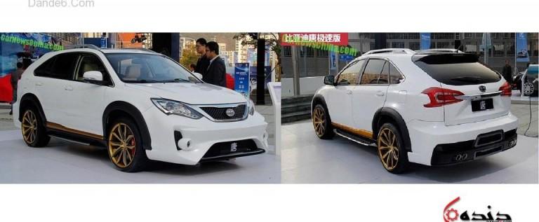 BYD تانگ ؛ شاهکار تکنولوژی چینی