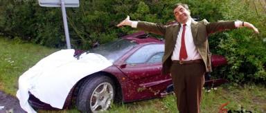 مکلارن F1 تصادفی مستر بین فروشی شد