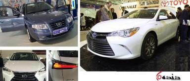 سورن ELX جدید، لکسوس NX و کمری هیبریدی؛ تازه های بازار خودرو