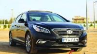 آزمایش رانندگی با هیوندای سوناتا 2015