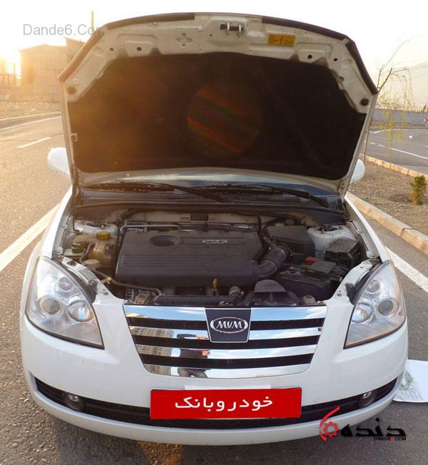 عکس تصادف ماشین های MVM 530, BMW 330