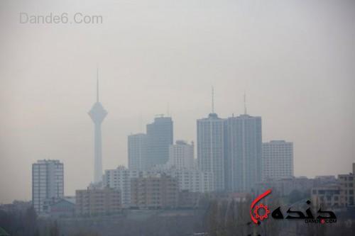 آلودگی هوا-1