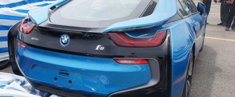 BMW i8 نیامده رفت / ممنوعیت واردات به ایران