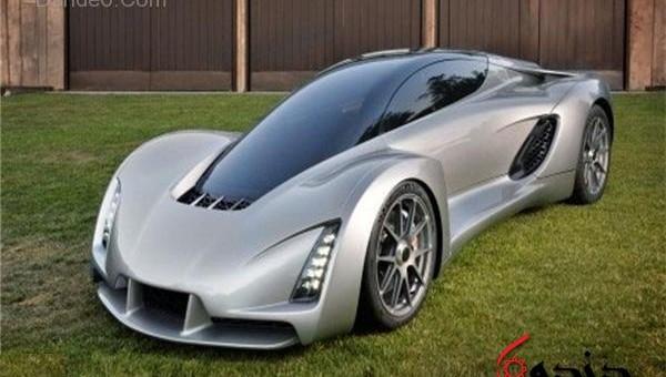 خودروهای چاپ سه بعدی در راه تولید انبوه