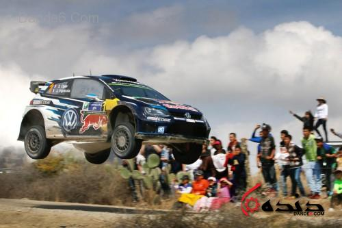 AUTOMOBILE: WRC Rally Mexico- WRC -05/03/2015
