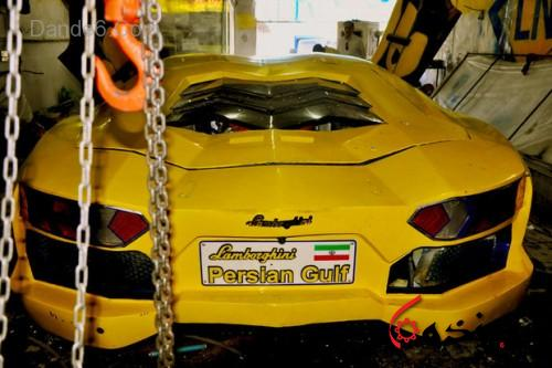 لامبورگینی ایرانی-9