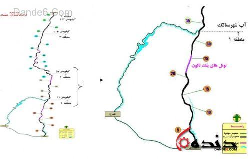 نقشه_منطقه1_تهران_شمال