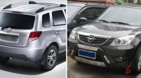 اولین SUV ایران خودرو در راه بازار !
