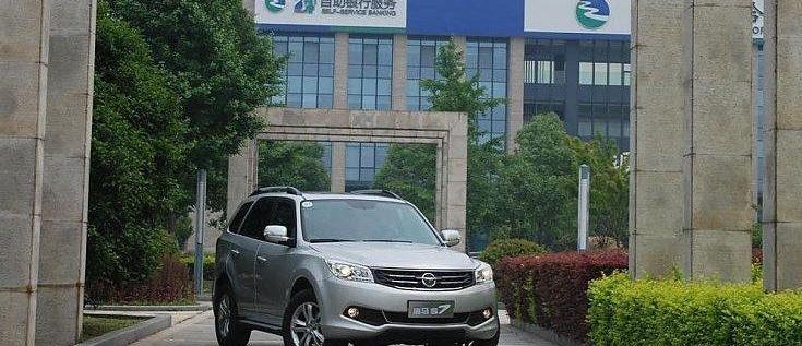 هایما S7؛ اولین SUV ایران خودرو + مشخصات و گالری
