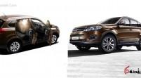 چری تیگو 5؛محصول جدید مدیران خودرو MVM