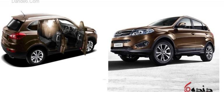 چری تیگو 5؛محصول جدید مدیران خودرو MVM+ گالری تصاویر و قیمت نهایی