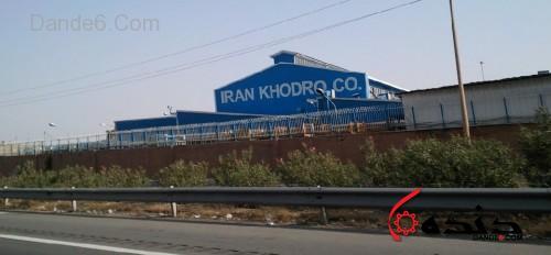ایران خودرو-کارخانه