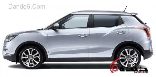 سنگ یانگ تیوولی رامک خودرو