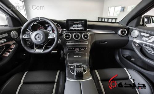 2015 Mercedes-AMG C63 S-Model