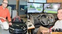 دانش ایرانی در فناوری خودروهای بدون راننده