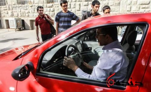 خودرو سلول سوختی ایران-3