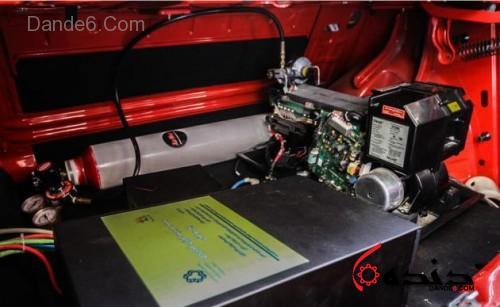 خودرو سلول سوختی ایران-4