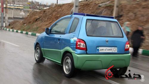 خودرو برقی قاصدک-10