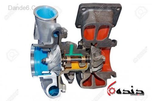 موتور توربو-10