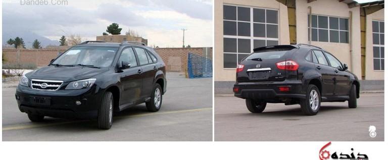 اولین تجربه رانندگی با BYD S6 در ایران