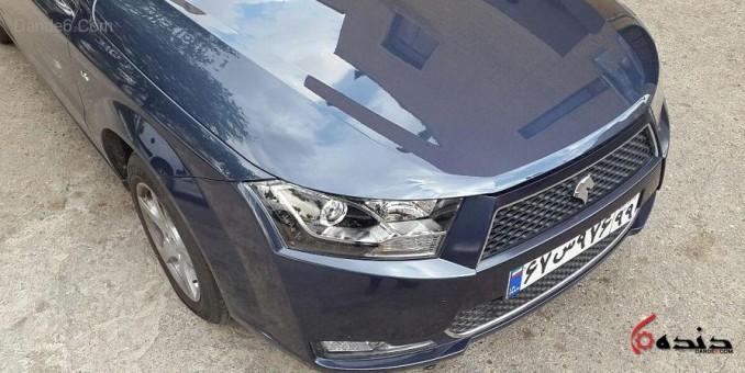 نظرات مردمی از خودروهای سمند و سورن مجهز به موتور EF7