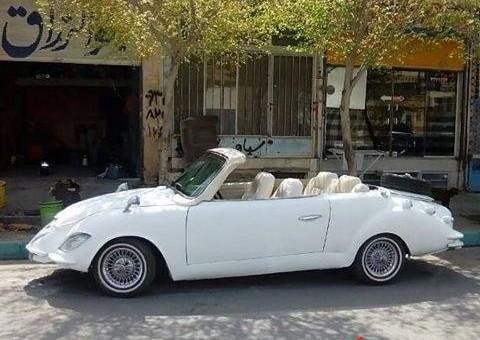 دردسر تلاش برای ساخت خودروهای دست ساز در ایران