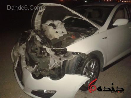 ایمنی- ام جی 550 - mg 550 crash accident (1)