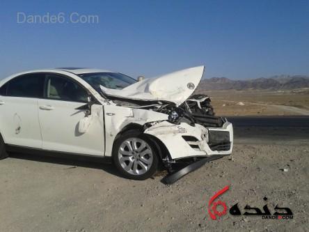 ایمنی- ام جی 550 - mg 550 crash accident (3)
