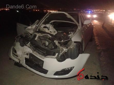 ایمنی- ام جی 550 - mg 550 crash accident (4)