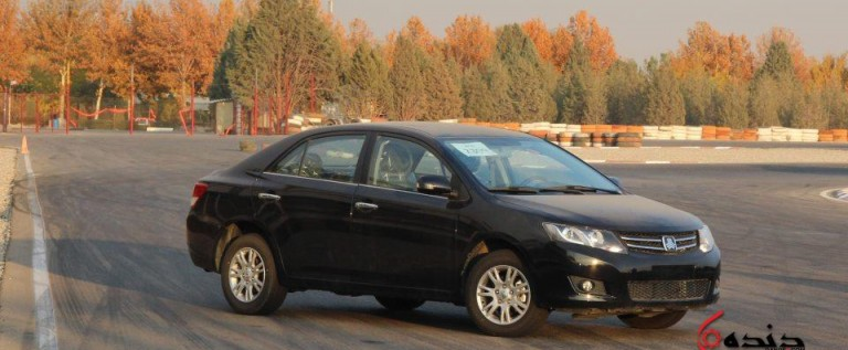 تجربه رانندگی با سایپا آریو (S300)