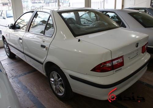 قیمت ماشین سمند ef7