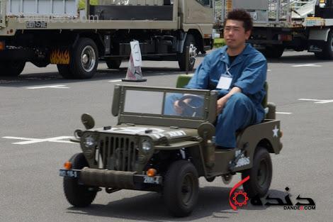 جیپ ایرانی ژاپنی مینی-5